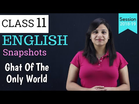 Xxx Mp4 Ghat Of The Only World Class 11 WITH NOTES 3gp Sex