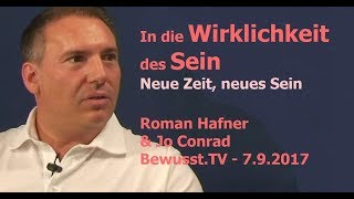 Roman Hafner [10] In die Wirklichkeit des