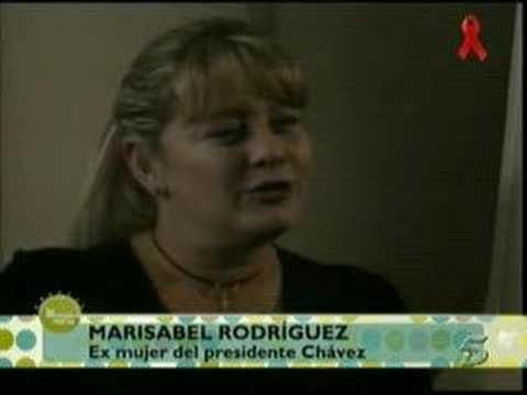 DECLARACIONES DE LA EXMUJER DE HUGO CHAVEZ
