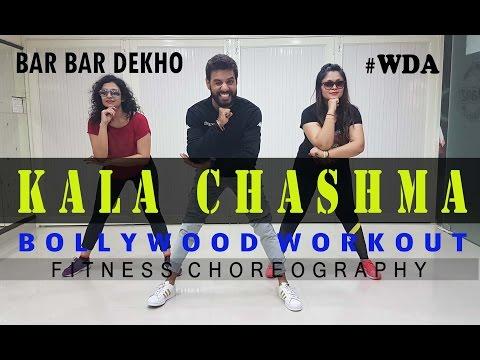 Xxx Mp4 Kala Chashma Baar Baar Dekho Bollwood Workout Dance Choreography 3gp Sex