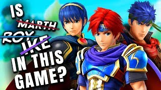 Is Marth, Roy, Or Ike In This Game? Fire Emblem Games Series History & Amiibo functionality