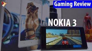Nokia 3 Gaming Review | Indian Retail Unit | Data Dock