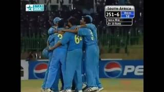 Best Cricket Match India Vs South Africa