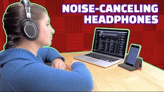 Bose, Sony, Sennheiser - Wireless Active Noise Canceling Headphones Comparison 2017