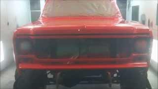 1976 Chevy K5 Blazer Restoration