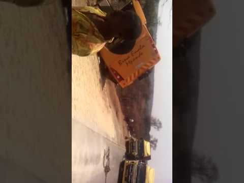Power Tools bus crash , Zambian public transport