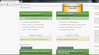 Hadoop Tutorial 7 - Downloading Hadoop Appliance For Oracle VirtualBox