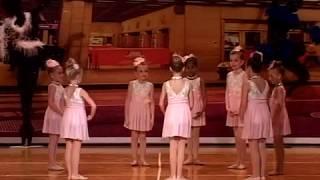 DWU Minis Ballet - Glorious