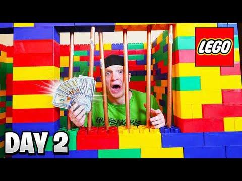 FIRST TO ESCAPE LEGO PRISON WINS 10 000