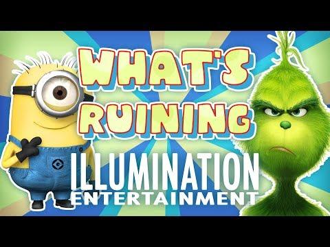 Xxx Mp4 What S RUINING Illumination Entertainment 3gp Sex