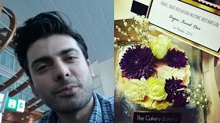 Fawad Khan announces his daughter