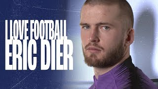 Is Messi a tougher opponent than Ronaldo? | Eric Dier | I Love Football