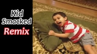 Kid Smacked By Fly Swatter (Remix Compilation)