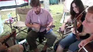 Clifftop 2009 Jam - Hell Broke Loose In Georgia