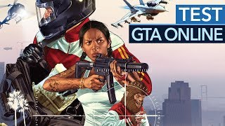 GTA Online Test / Review - Was taugt der Multiplayer nach über 30 DLCs? (Gameplay)