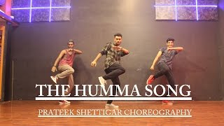 The Humma Song - OK Jaanu • (Dance Cover) • Prateek Shettigar Choreography • Dancepeople Studios