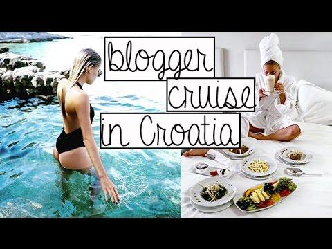 Blogger Cruise in Croatia Cornelia
