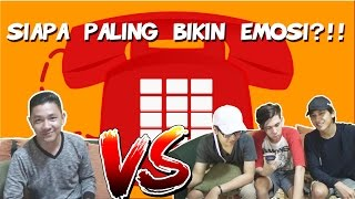 KIFLYF TV VS JAHILBREAK BIKIN EMOSI CALL CENTER   PRANK CALL INDONESIA