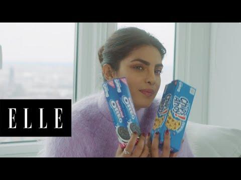 Xxx Mp4 Priyanka Chopra's Ultimate Snack Ranking ELLE 3gp Sex