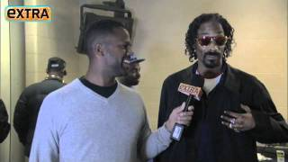 'Extra' Raw! The World According to Snoop Dogg