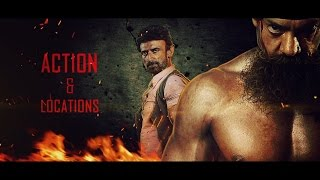 Action & Locations | Yoddha - The Warrior | Releasing on 31st October