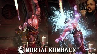 WHA!? WE GOT TRAPS NOW!? | Mortal Kombat X #16