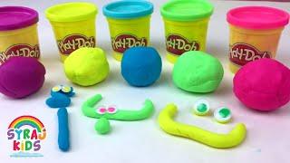 GOOGLY EYES PLAY-DOH   Teach Your Kids Arabic Alphabet   بلاي-دوه   تعليم أطفالك الأبجدية العربية