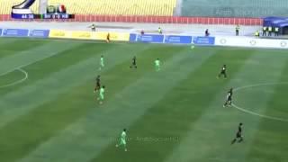 اهداف مباراة الشرطة(1-0)الكهرباء الجولة العاشرة من الدوري العراقي الممتاز (2016/2017)