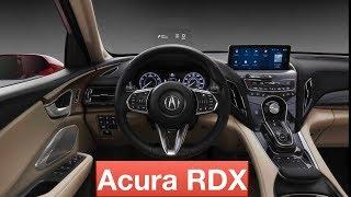 2019 Acura RDX | interior | exterior | release date |features| luxurious suv | cargurus | top 10