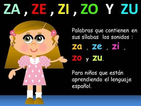 Xxx Mp4 ZA ZE ZI ZO Y ZU EN LAS PALABRAS LECCIONES PARA NIÑOS ESPAÑOL PARA TODOS 3gp Sex