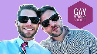 GAY AND LESBIAN WEDDING VIDEO | Dads Not Daddies