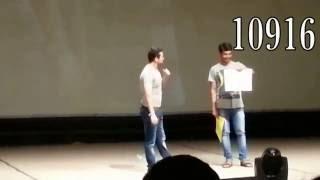 Number act at IIT Ft. Mentalist Preveen Pandita