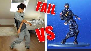 Fortnite Tänze in Real Life FAILS Season 4 Edition | Gong Bao
