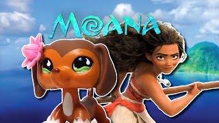 LPS Moana Parody ❤ (Movie Parody) Funny ~ Skit | LPSinfinity