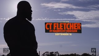 CT FLETCHER: My Life Story Revealed In My Magnificent Obsession