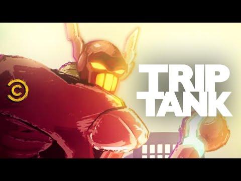 TripTank - Scorpion Dick