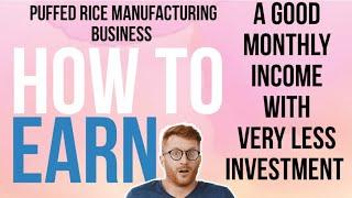 Puffed Rice Roaster, Muri Making Machine (www.shankarengineeringcorp.com, 8001771047)