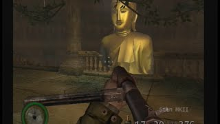 Medal of Honor: Rising Sun (Mission 7) In Search of Yamashita's Gold *Walkthrough* [PS2]