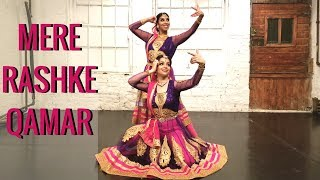 Mere Rashke Qamar | Baadshaho | Kathak Dance Choreography | Svetlana Tulasi & Shereen Ladha