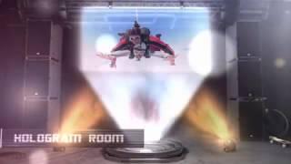 Hologram Room