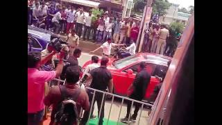 Rakul Preet Singh entry at Kurnool