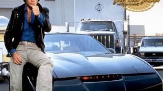 Stu Phillips - Knight Rider Theme Song [Main Title] (1982) | Kara Şimşek Dizi Müziği