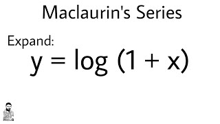 9. MACLAURIN'S THEOREM | PROBLEM #1 | DIFFERENTIAL CALCULUS