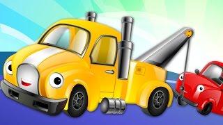 Tow Truck Song | Original Songs | Nursery Rhymes | Kids Rhymes