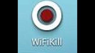 برنامج Wifi kill قطع النت عن من معك بالراوتر ومعرفة اي مواقع يتصفحون