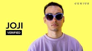 "Joji ""SLOW DANCING IN THE DARK"" Official Lyrics & Meaning   Verified"