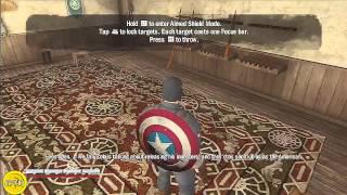 Captain America: Super Soldier Playthrough (part 3)