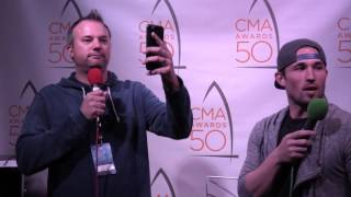 Michael Ray - College of Hollywood Knowledge - CMA Edition
