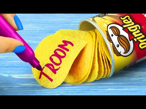 8 DIY Weird Back To School Supplies You Need To Try 8 Back To School Pranks