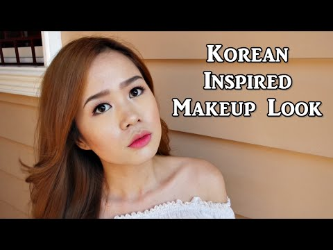 Korean Inspired Makeup Look (Filipina) I  Era Torres
